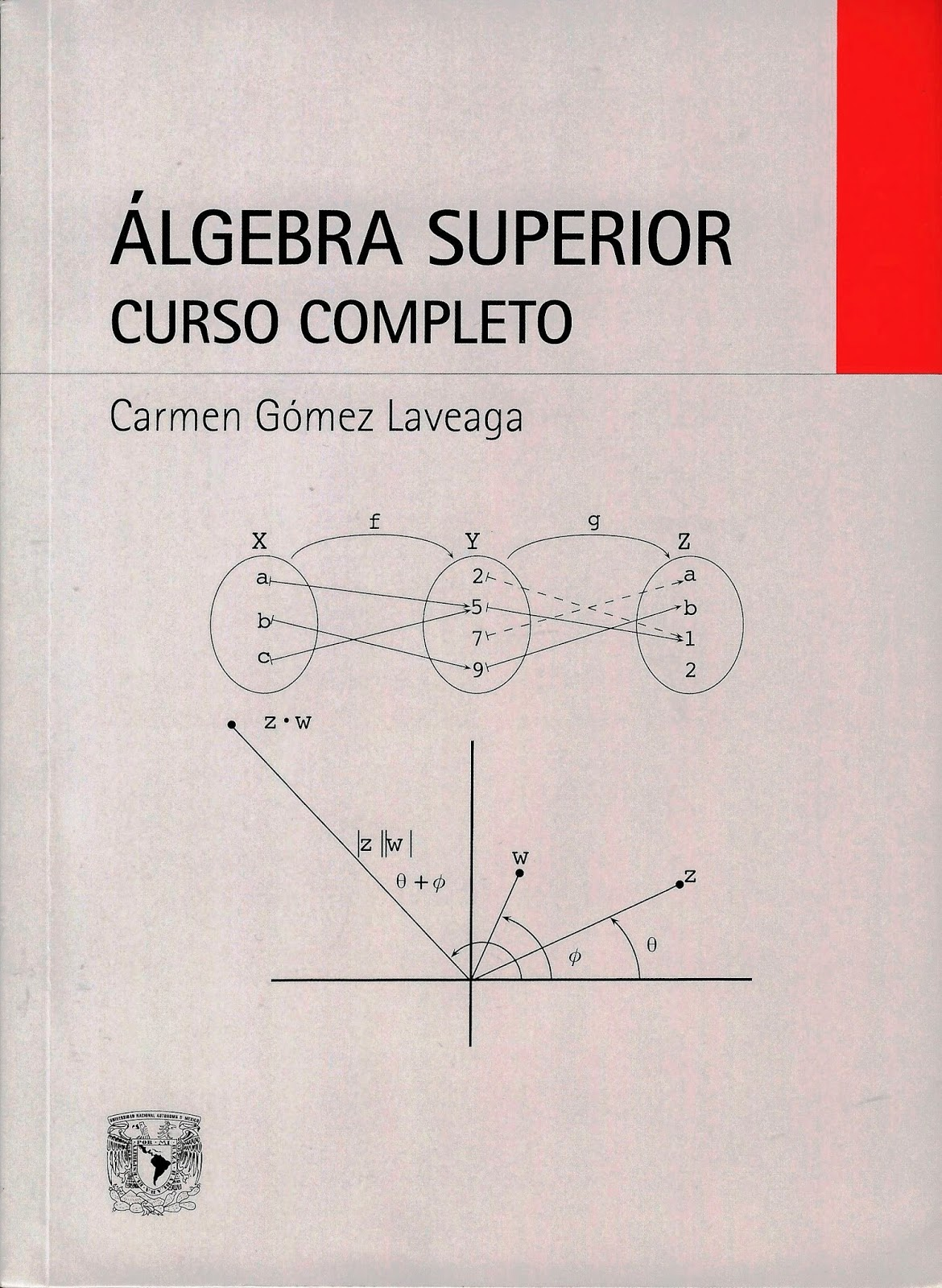 Álgebra superior curso completo – Carmen Gómez Laveaga