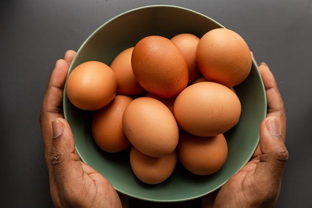 Cara Untuk Mengetahui Telur Telah Rosak