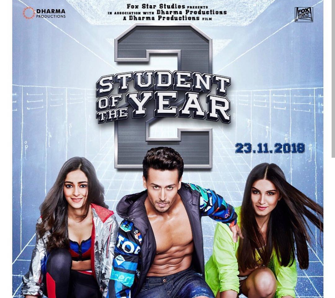 Principal trio officialized for SOTY 2