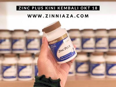 zinc plus shaklee