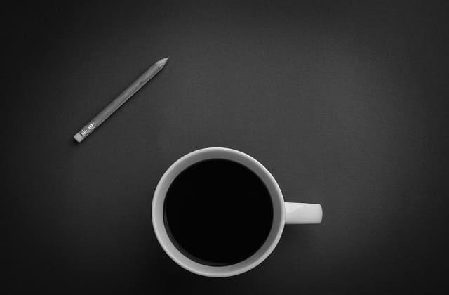 khasiat minum kopi hitam
