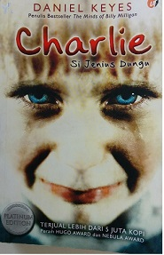 Novel Charlie by Daniel Keyes