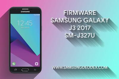 Samsung Firmware J327U J3 2017