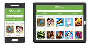 تحميل Apkpure ، بديل سوق بلاي ، بديل جوجل بلاي ، google play ، متجر Apkpure ،  احدث اصدار ، تنزيل Apkpure ، متجر تطبيقات والعاب