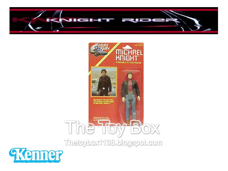 The Toy Box: Knight Rider (AKA Knight 2000) (Kenner)