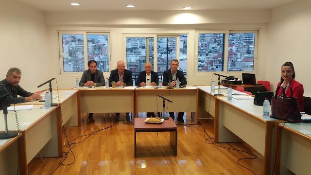 Πραγματοποίηση Συνεδρίασης Δ.Σ. του Περιφερειακού Επιμελητηριακού Συμβουλίου Ηπείρου