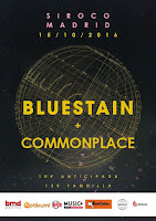 Concierto de Bluestain y Commonplace en Siroco