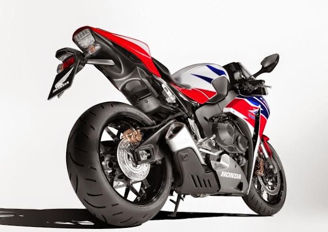 Honda CBR 1000RR Fireblade SP 2014 Di Lancarkan Di EICMA  - Lebih Garang Dan Tangkas
