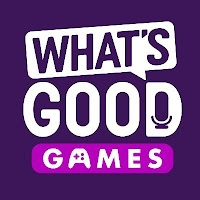 What's Good Games Logo