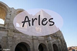 Arles cosa vedere in città - camper