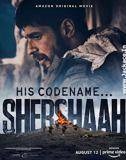 Shershaah First Look Poster 10