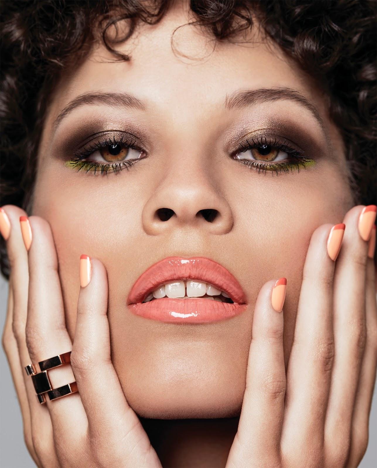 Smile: 'Shades Of Beauty' In Harper's Bazaar International
