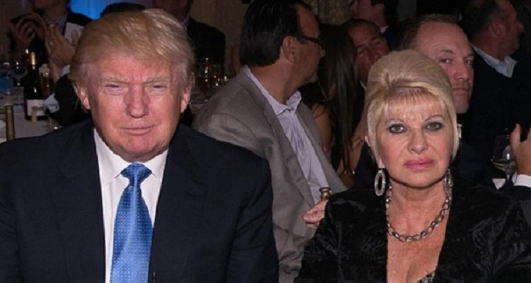 زوجة ترامب السابقة تفاجأ الجميع بطلب غريب جدا من طليقها أياما قليلة بعد إنتخابه رئيسا