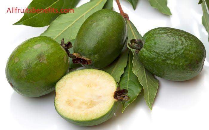 pineapple guava benefits
