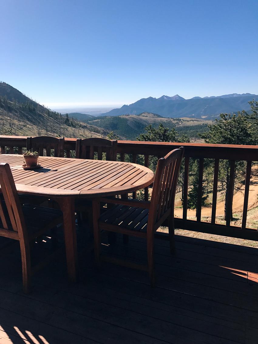 Airbnb Colorado