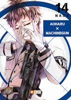 Aoharu x Machinegun #13 (Naoe) - ECC Ediciones