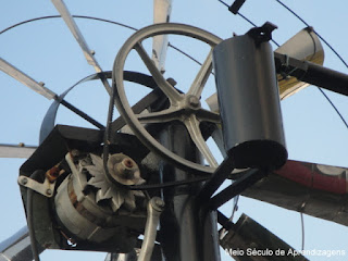 gerador eolico com alternador de carro