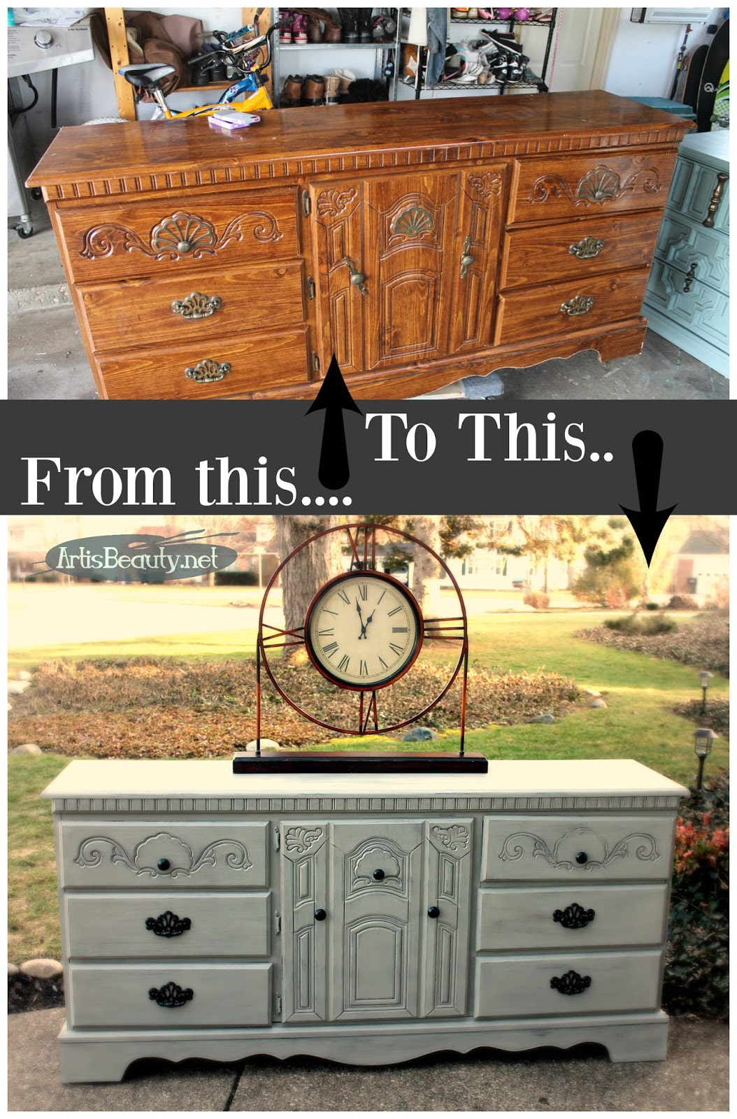 old furniture makeover. Old Furniture Makeover