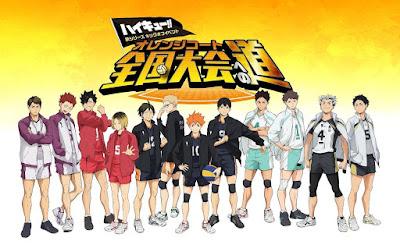 """Nueva imagen del nuevo anime de """"Haikyu!!"""""""