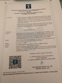 Legalitas Perusahaan PT Topindo Solusi Komunika