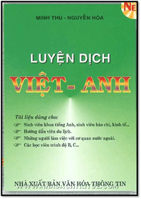 Luyện Dịch Việt-Anh - Minh Thu