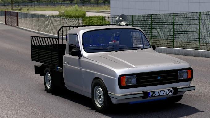 ETS 2 - Anadol Pickup V1R50 Modu (1.39)