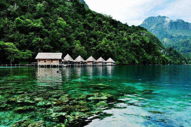 Pantai Ora - Surga Tersembunyi di Maluku Tengah Indonesia