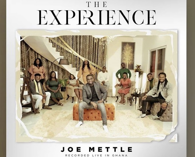 Joe Mettle releases 6th album The Experience