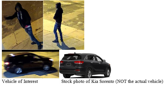 Police: Person of Interest, Vehicle Sought in West Cary Street Homicide