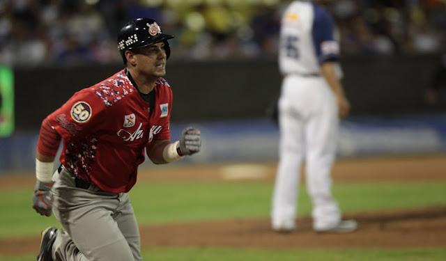 Pocos peloteros están tan encendidos últimamente en la Liga Venezolana de Béisbol Profesional como Dariel Álvarez
