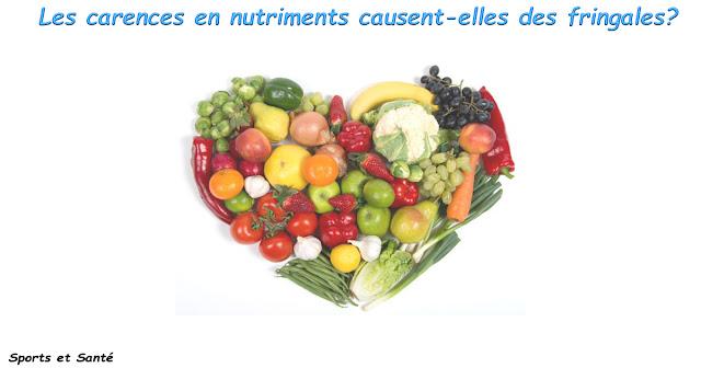 Les carences en nutriments causent-elles des fringales?