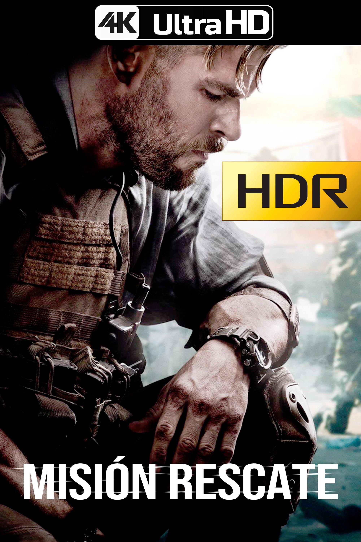 Misión de rescate (2020) 4K UHD HDR Web-DL Latino