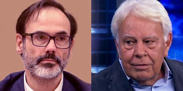 Fernando Garea y Felipe González