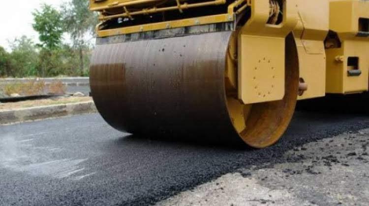 Εργασίες συντήρησης στον δρόμο Βερδικούσια – Παλιάμπελα – Αμπελιά από την Περιφέρεια Θεσσαλίας