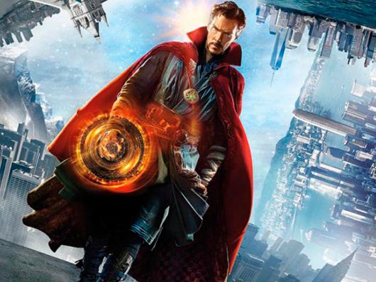 Tercer tráiler internacional de 'Doctor Strange (Doctor Extraño)'