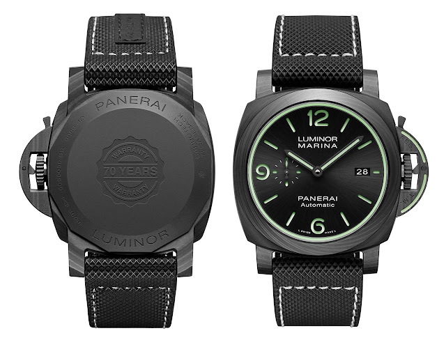 Panerai Luminor Marina Carbotech PAM01118