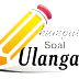 Soal UAS Bahasa Indonesia SD/MI Kelas 5 Semester 1