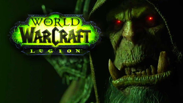 Chei beta de World of Warcraft Legion