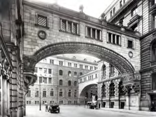 Deutsche Bank's head office in Berlin, around 1910
