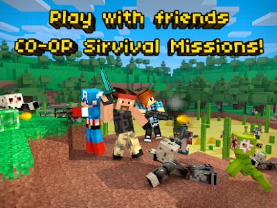 Download Pixel Gun 3D PRO Minecraft Ed.