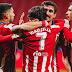 La Liga : Atletico Madrid Makin Tak Terkejar, Real Madrid dan Barcelona Saling Tempel