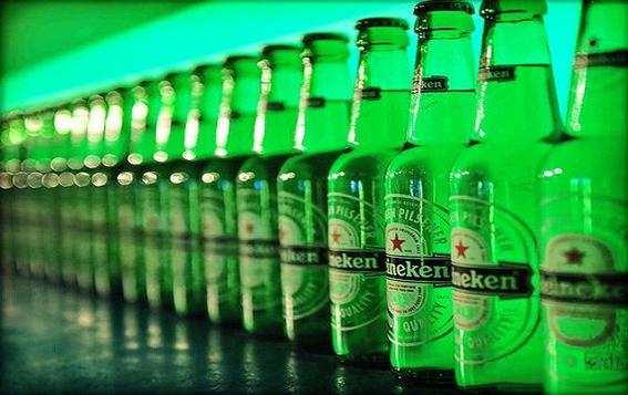 Tour pelo Heineken Experience em Amsterdã