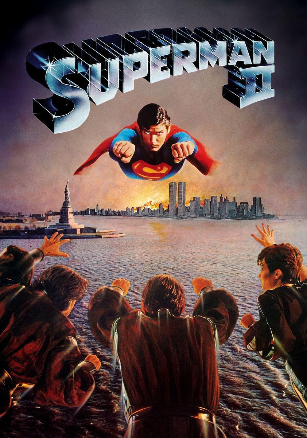 Superman II [1980] [DVD9] [NTSC] [Latino]