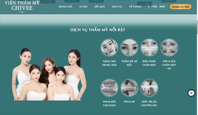Viện thẩm mỹ Chivee của doanh nhân Trần Kim Chi vướng sai phạm