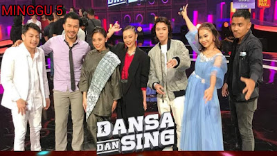 Live Streaming Dansa Dan Sing 2020 Minggu 5