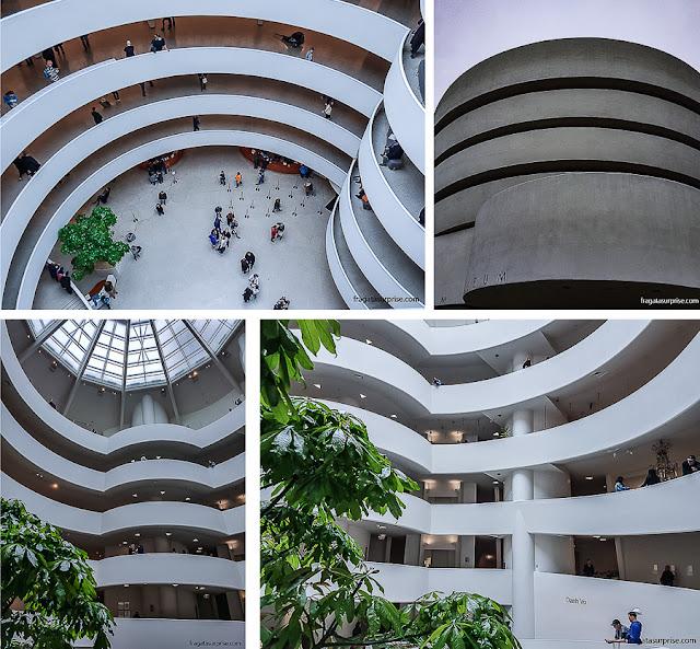 Nova York, Museu Guggenheim