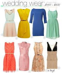 What Color To Wear To A Wedding
