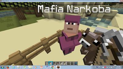 Cara Memberi Nama Mob Di Minecraft PC PE