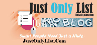 just only list a listing blog