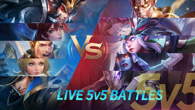 Arena of Valor 5v5 Arena Game v 1.33.1.5 APK MOD (Unlimited Money)